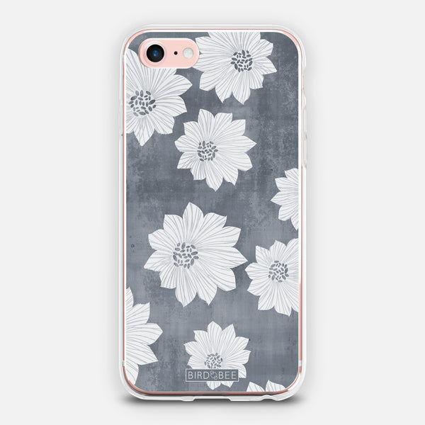 Bird Bee Flower iPhone Case