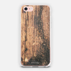 Bird Bee Wood iPhone Case - BIRD BEE - 1