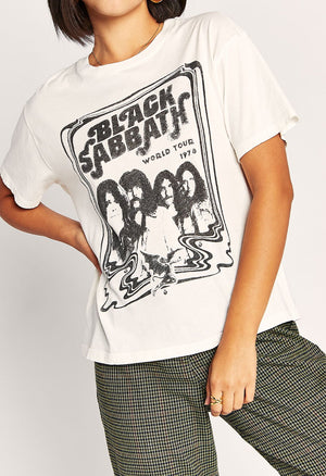 Black Sabbath World Tour Tee