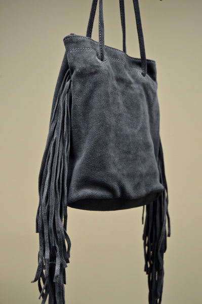 Noe Petite Fringe Bag (2 Color Ways)