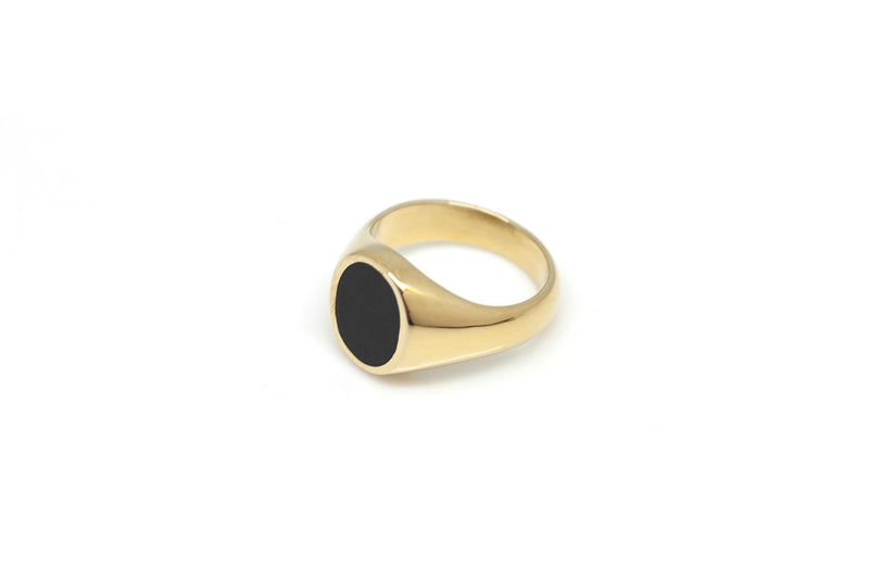 Maven Ring w/Black Onyx
