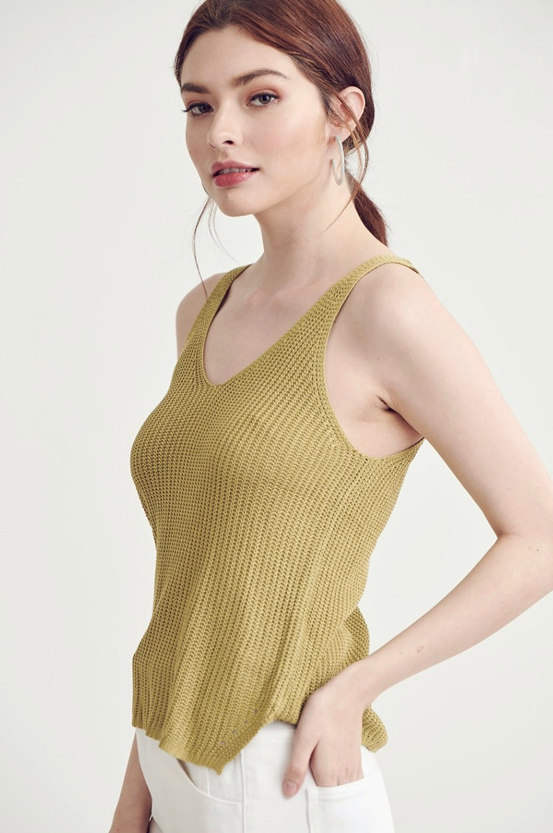 Casey Ribbed Knit