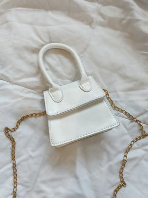 Granada Mini Bag - White