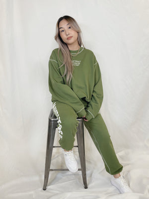 Mayfair PSA Sweatpants - Olive