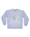 Boys Lie Word Vomit Crewneck