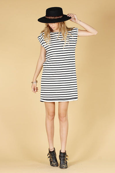 Knot Sisters Sailor Dress