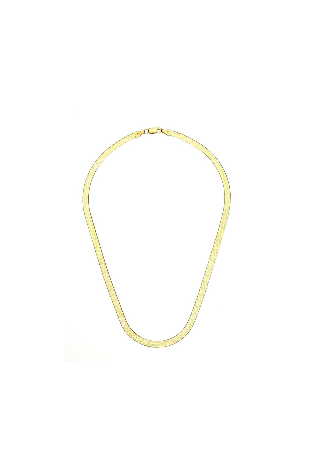 The Lucky Layer Necklace - 20""