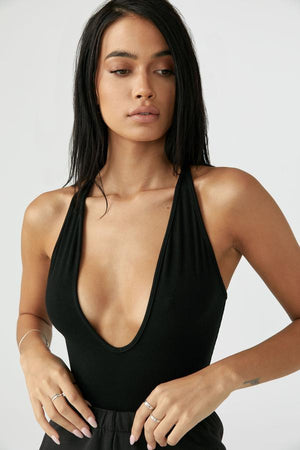 Joah Brown Ultra Deep Tank - Black