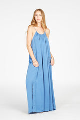 Yvonne Dress - Pale Blue