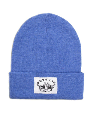 Boys Lie Beanie - Blue