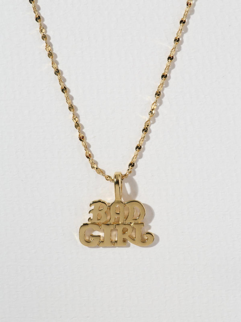 The Bad Girl Necklace