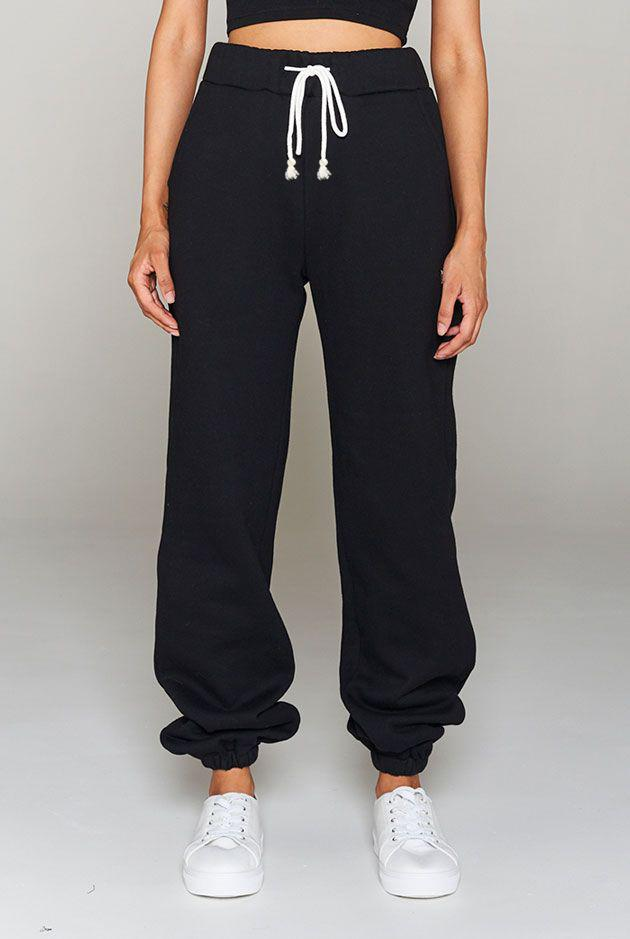 Authentic Trackpant - Black