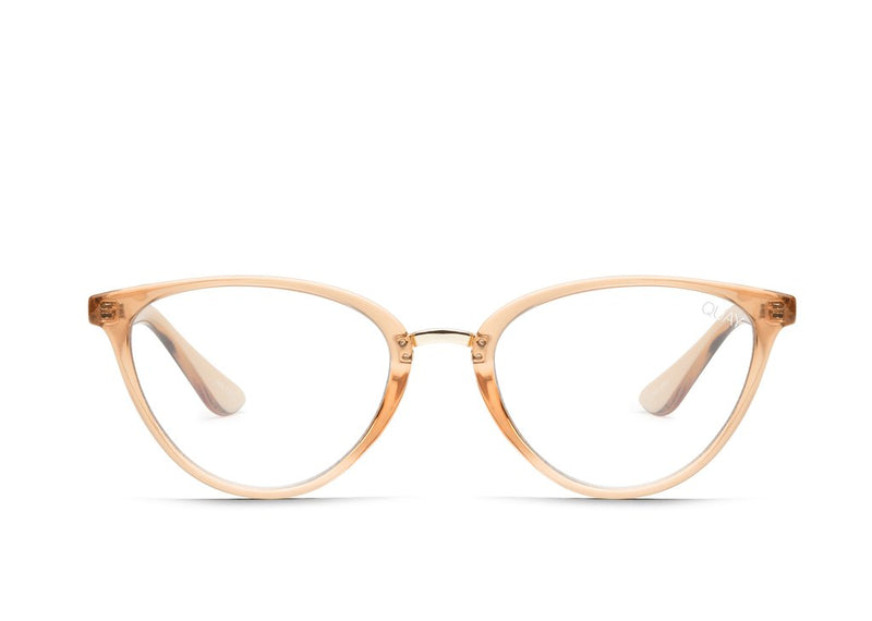Quay Blue Light Glasses - Rumours