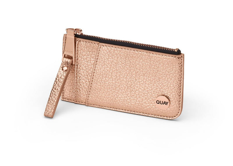 Quay - Top Zip Wallet