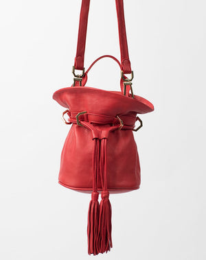 Sylvie Mini Bucket Bag