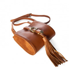 SANCIA X VANESSA MOONEY Buckle Bag - BIRD BEE - 2
