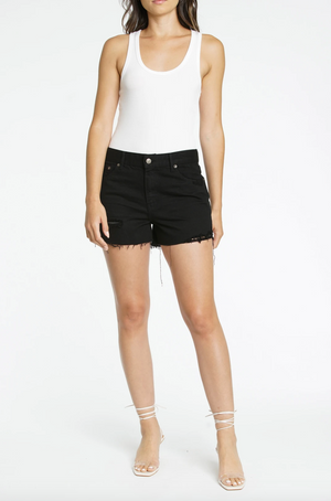 Nova Relaxed High Rise Cut Offs