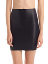 Commando Faux Leather Mini Skort