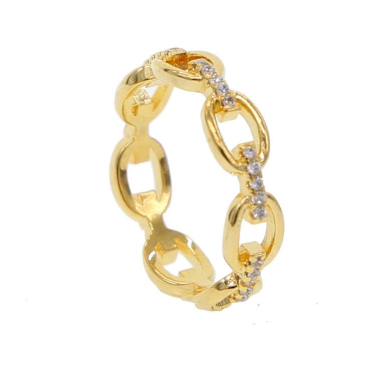 Kira Chainlink Ring