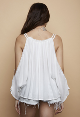 Declan Cold Shoulder Top - LAST ONE IN STOCK! - BIRD BEE - 4