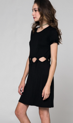 Stella Cutout Dress - BIRD BEE - 2
