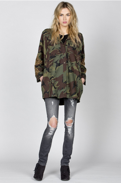 MM Vintage Mission Complete Camo Jacket