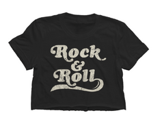 Rock & Roll Tee - BIRD BEE