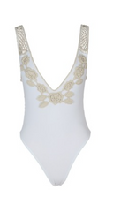 Somedays Lovin Sun Sway Crochet One Piece