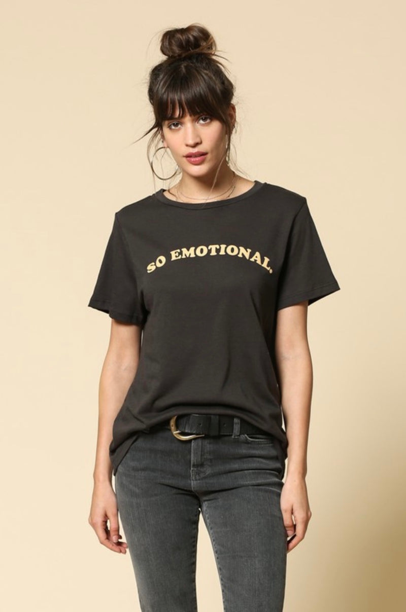 So Emotional Tee