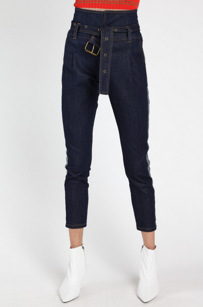 Stardust Denim Pant