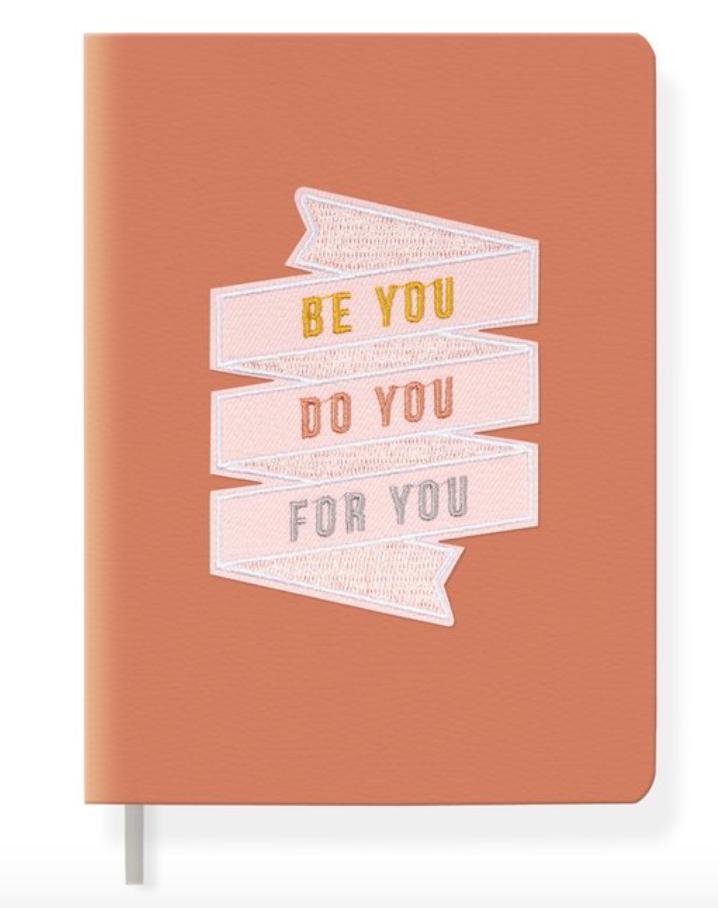Be You Banner Journal
