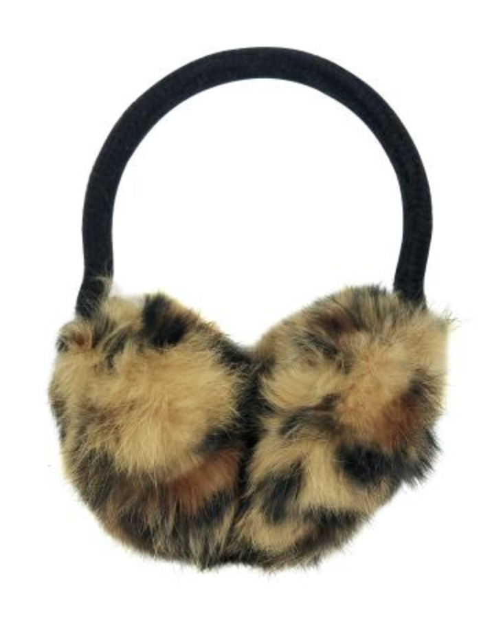 Luxe Knit Rabbit Earmuff