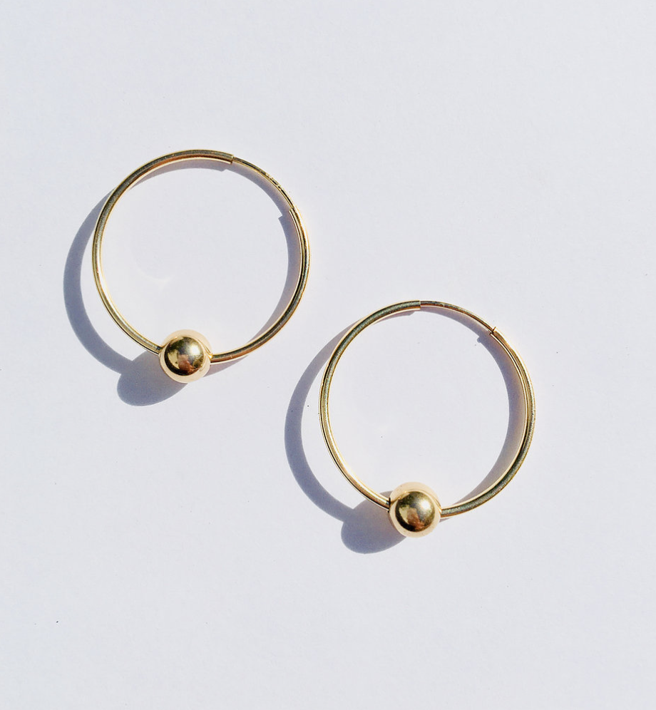Single Ball Hoops/S