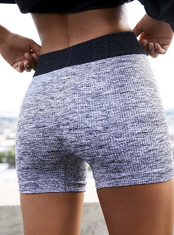 Seamless Workout Shorts
