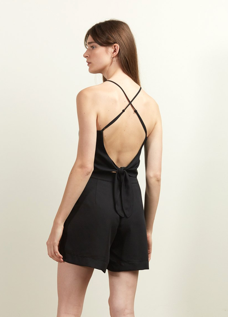 Alexandria Cross Back Cami