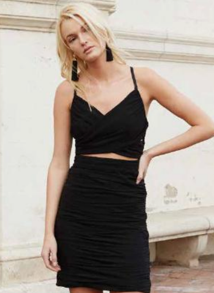 Marylebone Mini Dress