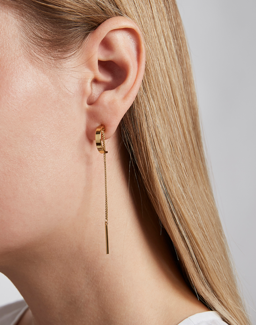 Jenny Bird Palomas Earrings - Gold