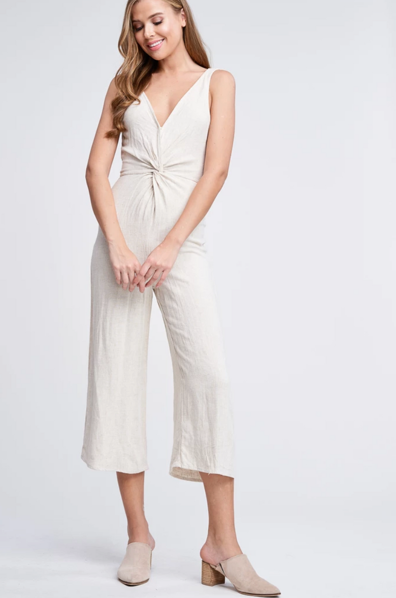 Morning Muse Jumpsuit