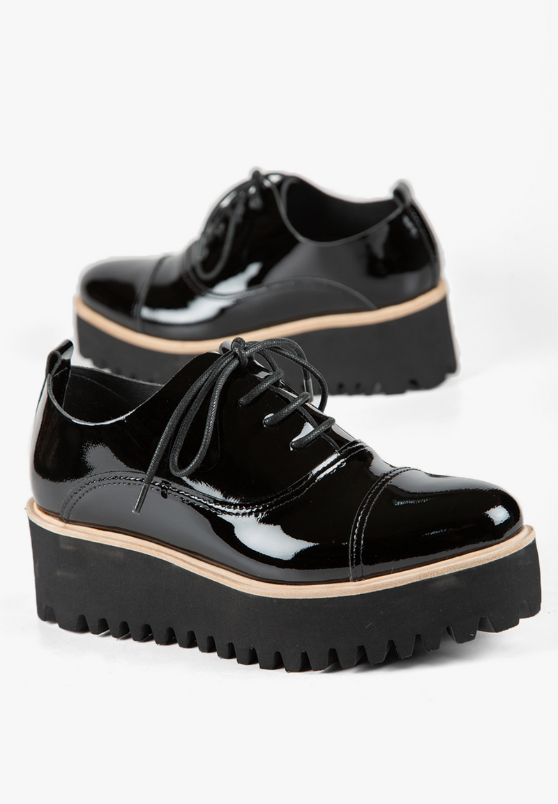 Flatform Tread Patent Oxford