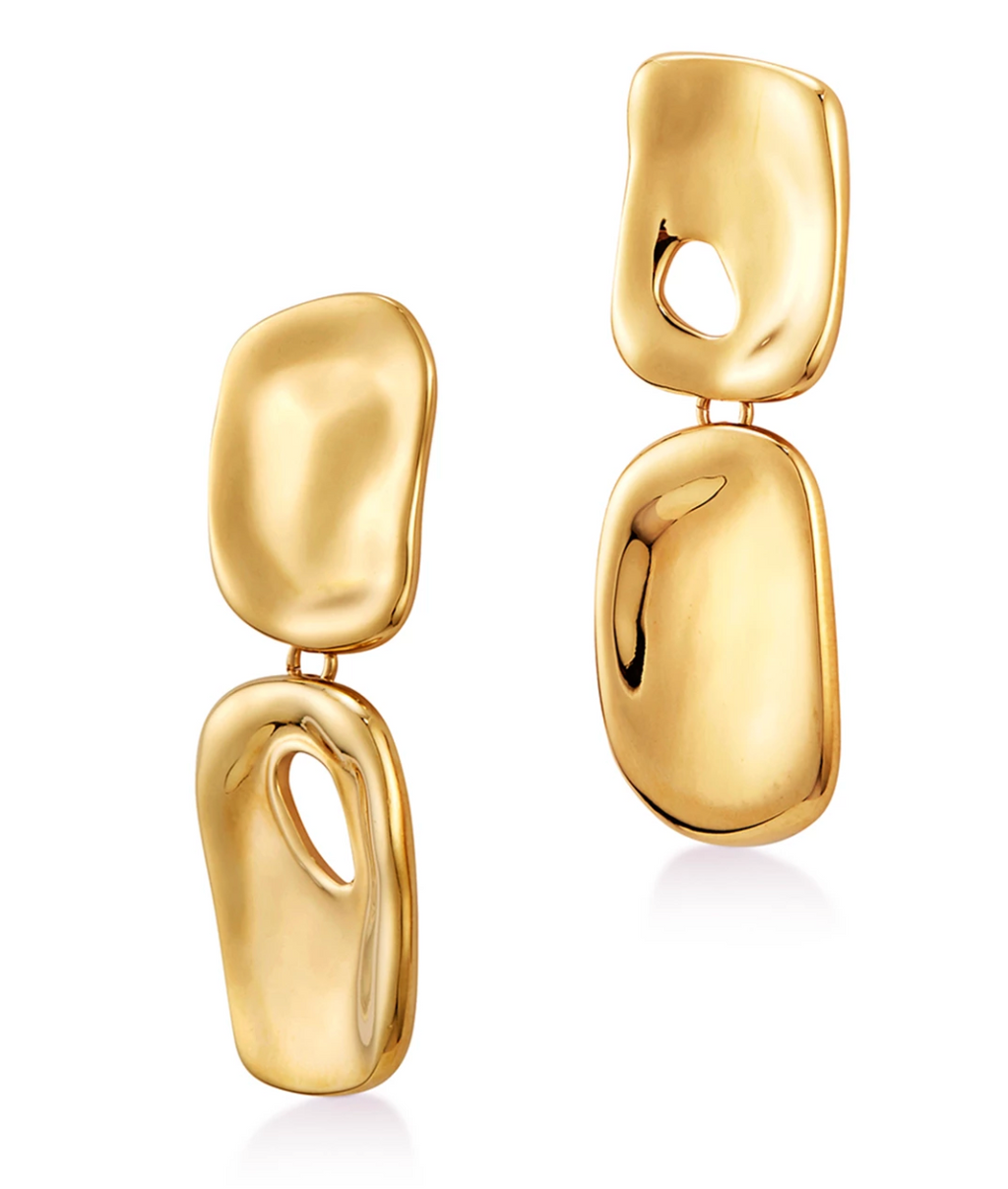 Jenny Bird - Hera Earrings - Gold