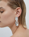 Jenny Bird - Hera Earrings - Silver