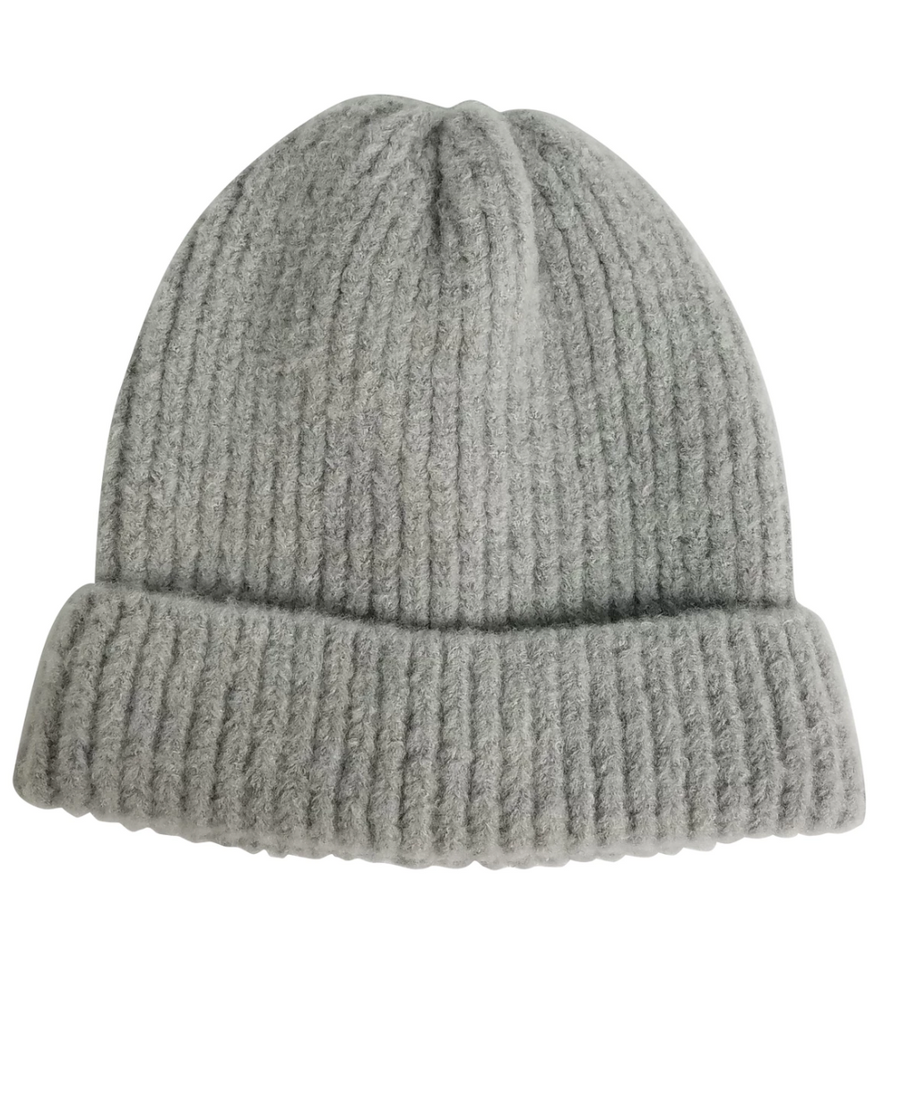 Lodge Beanie - Grey