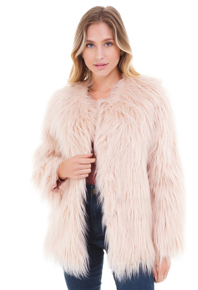 Warm Me Up Faux Fur