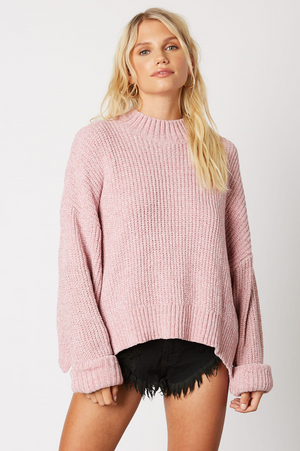 Cuddle Up Chenille Sweater