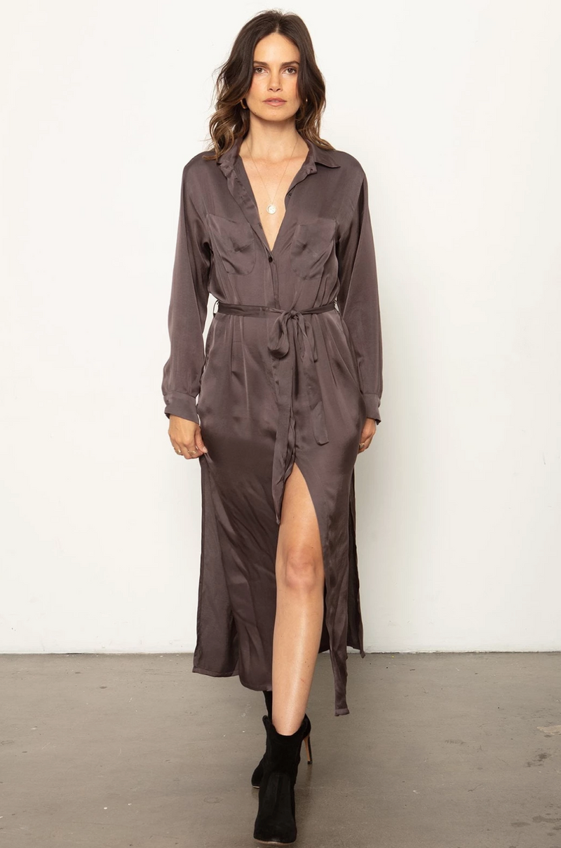 Darrian Shirt Dress