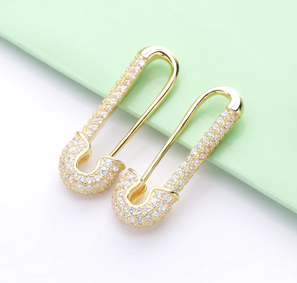 Zelle Earrings