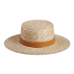 Spencer Fedora - Terracotta