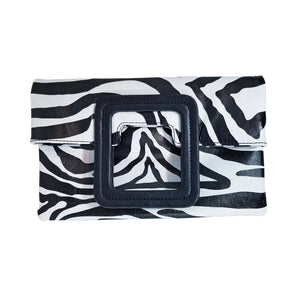 Mateo Fold Over Clutch & Crossbody