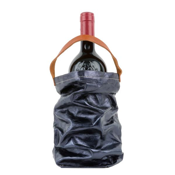 Wine Bag Metallic - Peltro