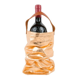 Wine Bag Metallic - Rosato